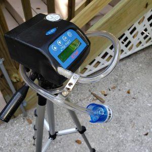 Digital Air Sample Testing